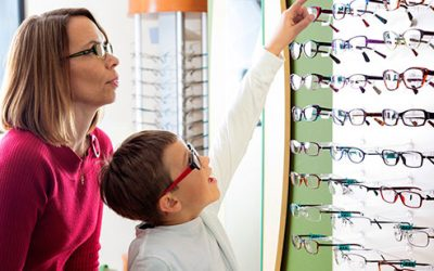 Tips & Tricks for Choosing Your Kid's Eyewear